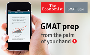 GMAT prep from the palm of your hand